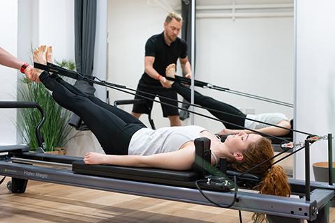 private equipment pilates